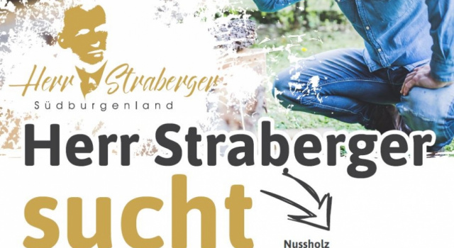 Ohne Stämme ist Herr Straberger nur halb so gut